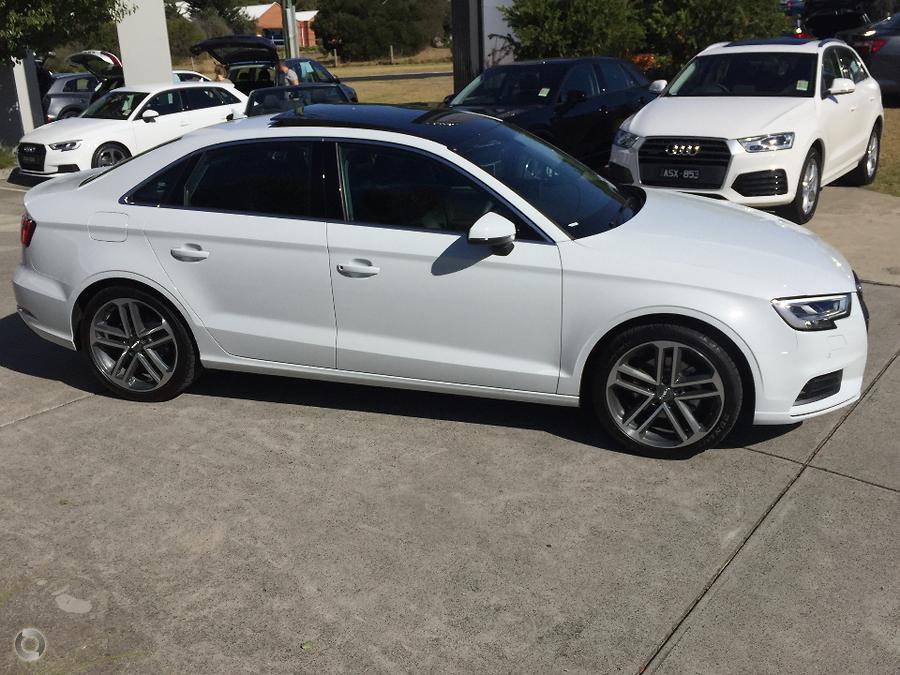 2018 Audi A3 8v Zagame Automotive