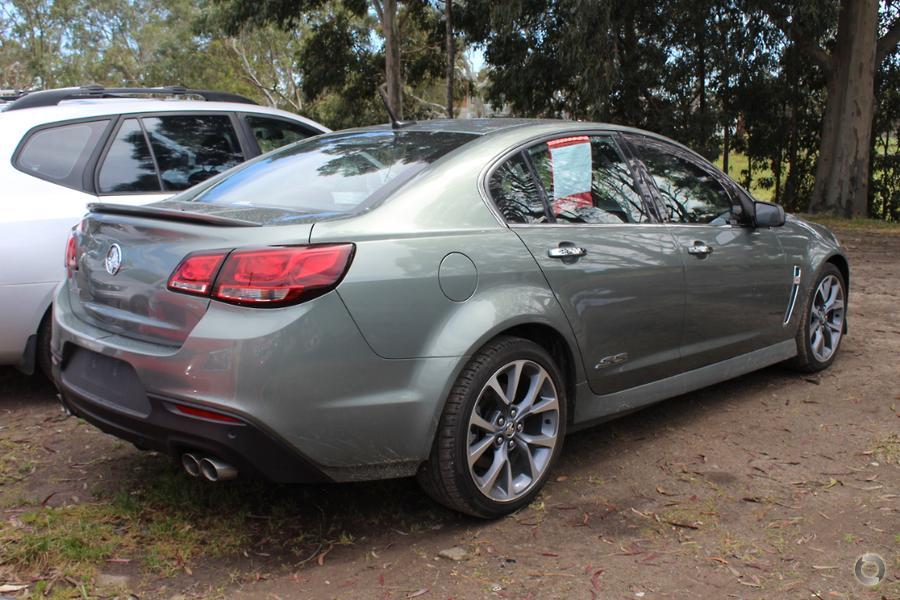 2013 Holden Commodore SS V VF