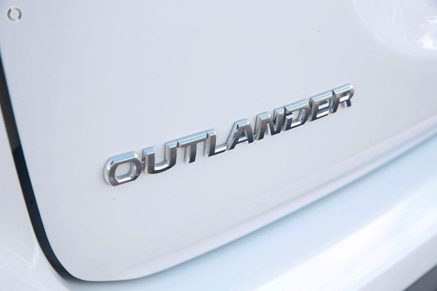 2015 Mitsubishi Outlander LS ZK