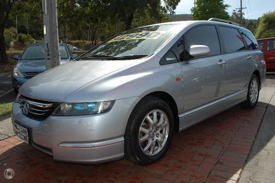 2006 Honda Odyssey Luxury 3rd Gen