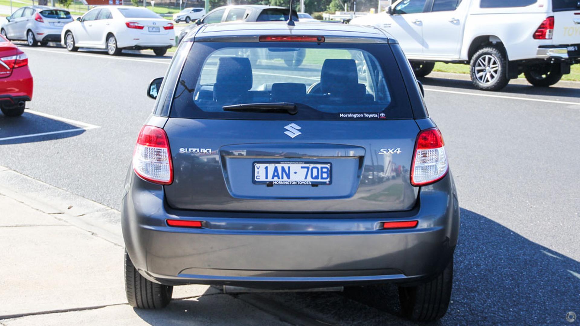 2011 Suzuki SX4  GYA
