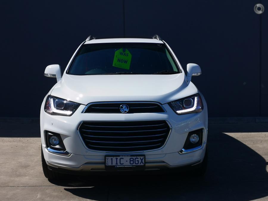 2017 Holden Captiva LTZ CG