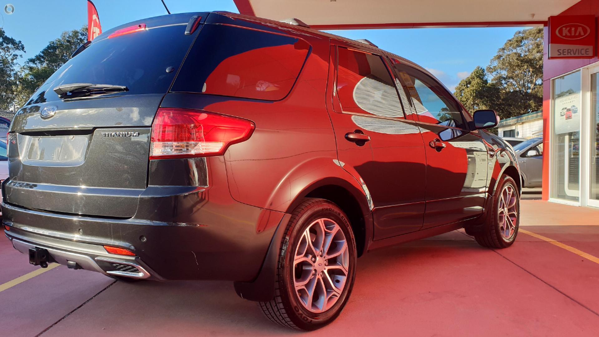 2014 Ford Territory Titanium SZ MkII