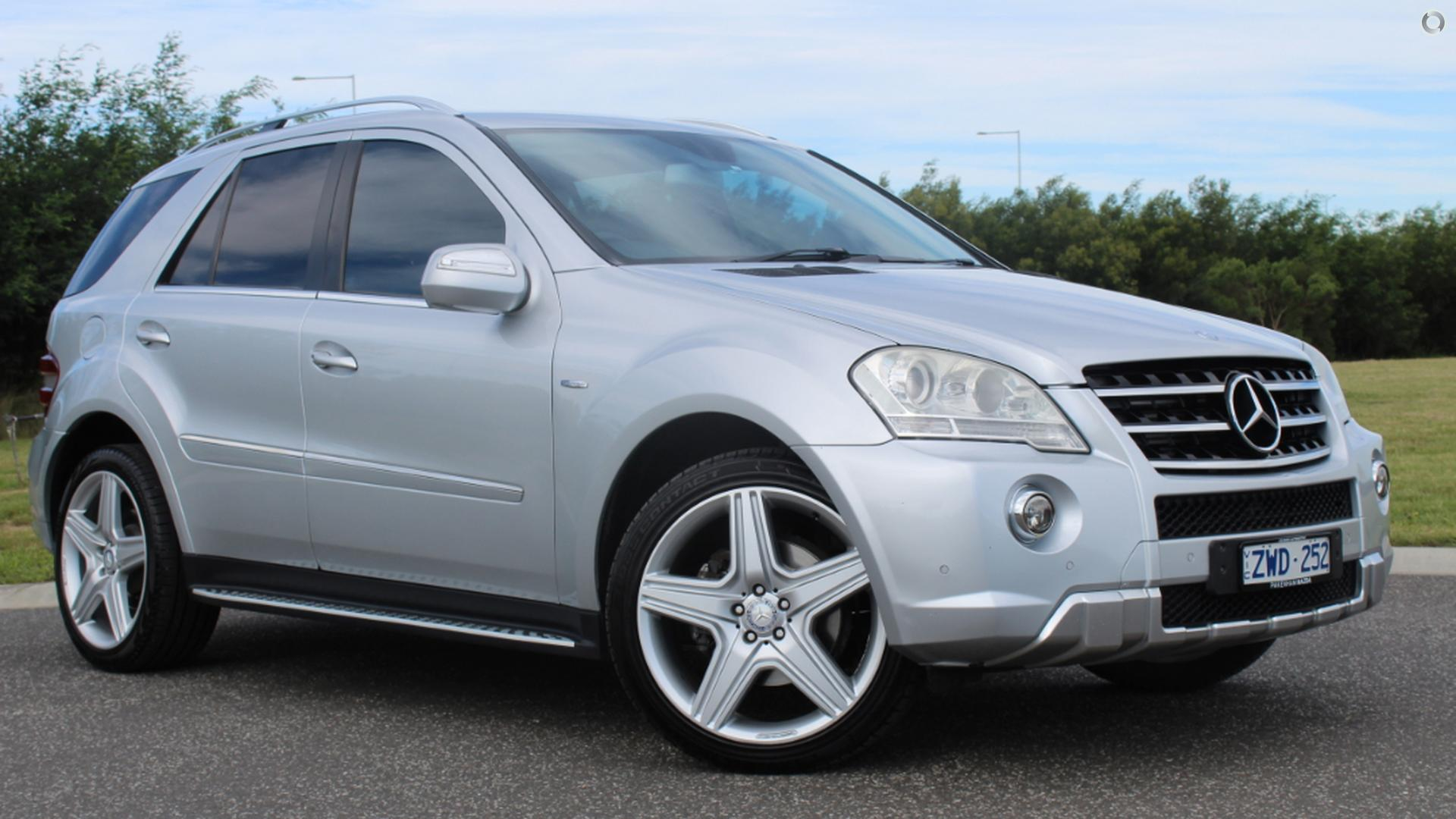 2010 Mercedes-Benz ML300 CDI BlueEFFICIENCY AMG Sports W164