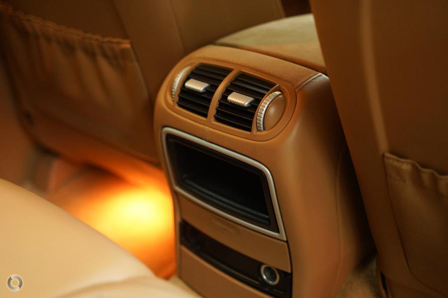 2008 Porsche Cayenne GTS 9PA