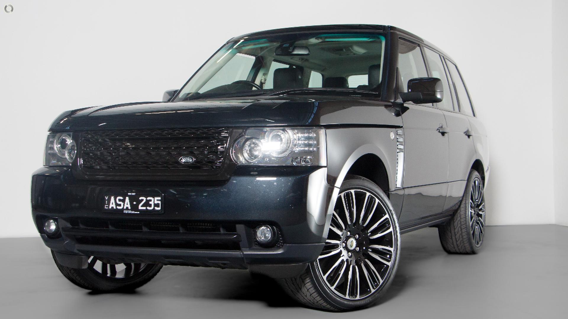 2011 Land Rover Range Rover Vogue TDV8 L322