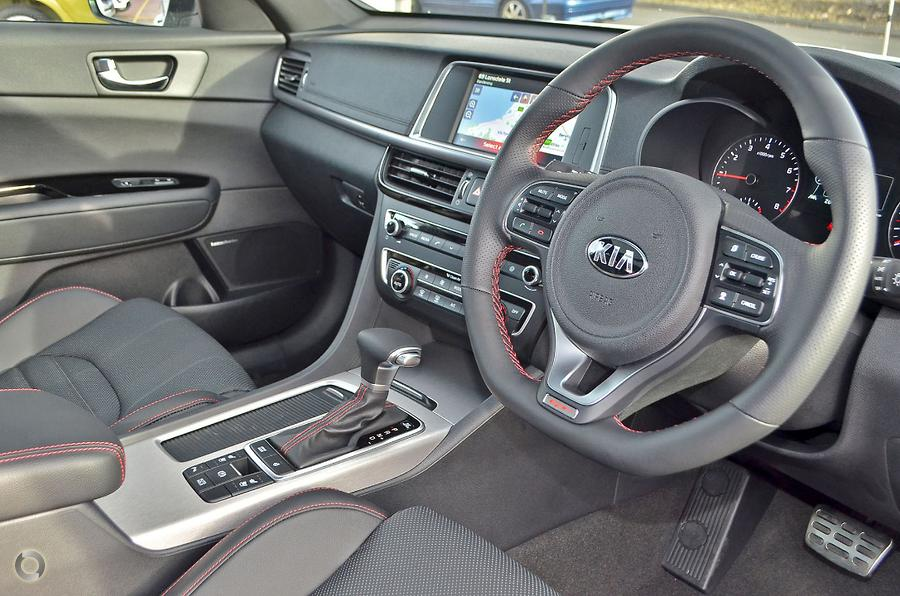 2018 Kia Optima GT JF