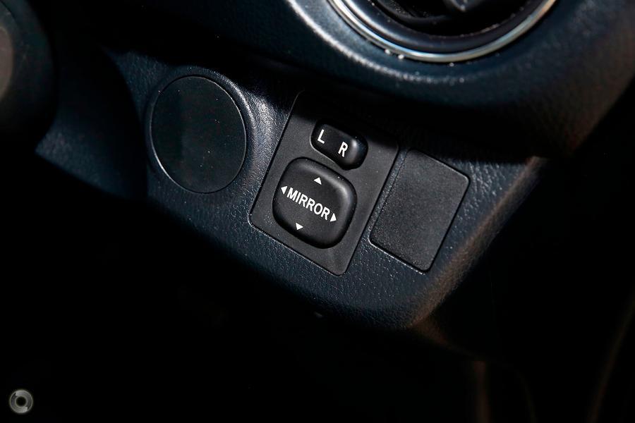 2017 Toyota Yaris SX NCP131R