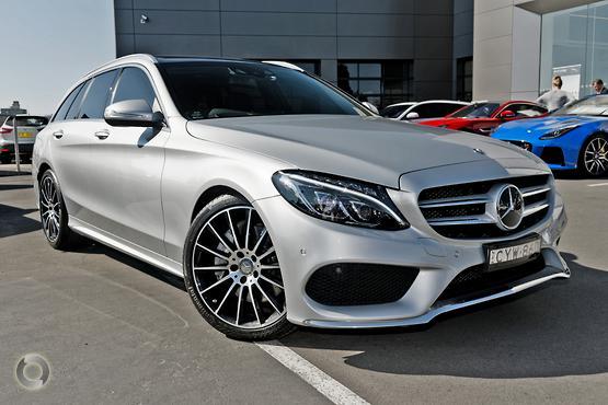 2015 Mercedes-Benz C250  S205