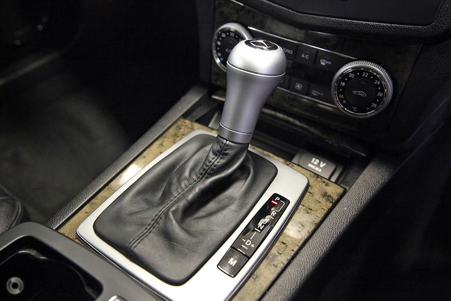 2009 Mercedes-Benz C220 CDI Avantgarde W204