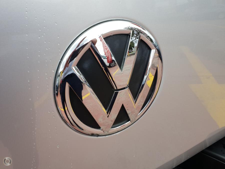 2014 Volkswagen Amarok TDI400 Trendline 2H