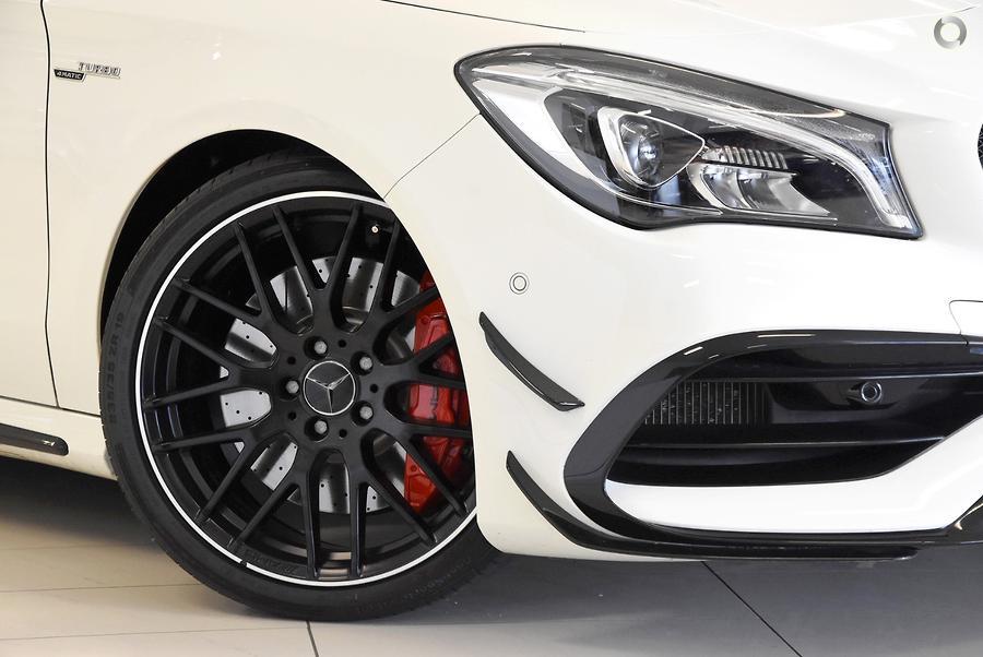2016 Mercedes-Benz CLA45 AMG X117