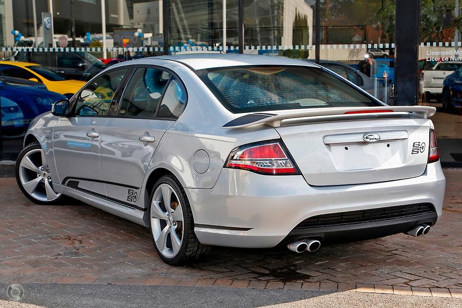 2010 Ford Performance Vehicles GS Boss 315 FG