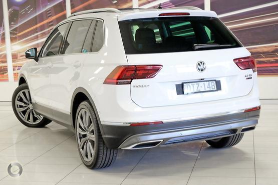2018 Volkswagen Tiguan 162TSI Sportline 5N