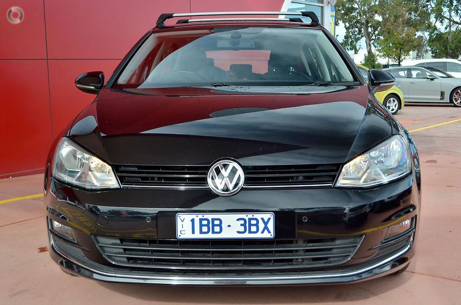 2014 Volkswagen Golf 110TDI Highline 7