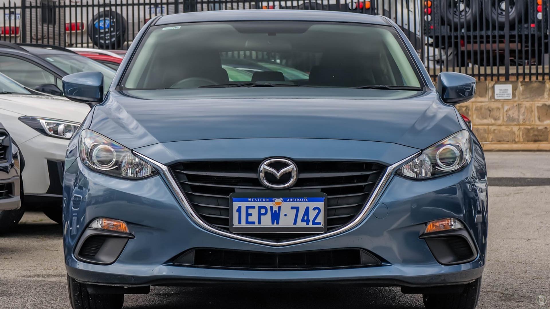 2013 Mazda 3 Maxx Sport BL Series 2
