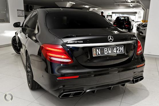 2017 Mercedes-Benz E63 AMG S W213