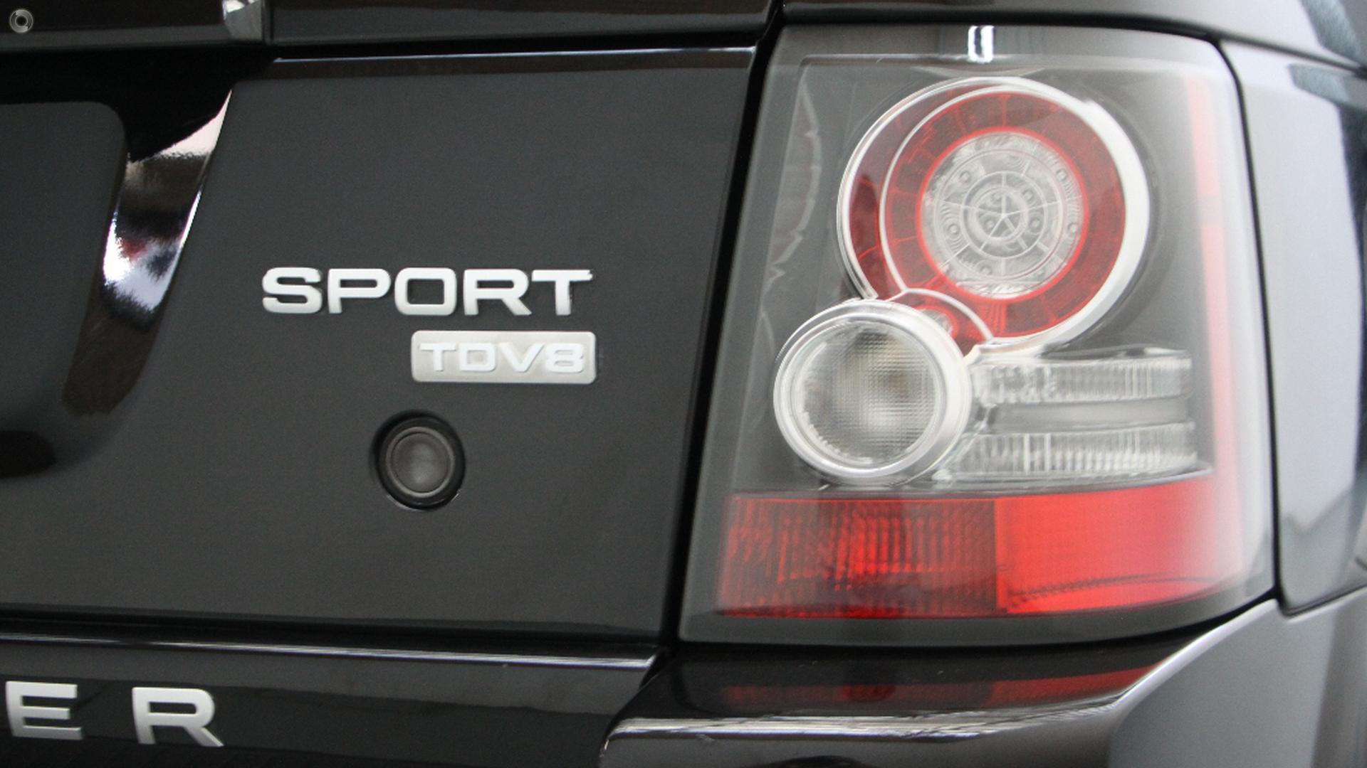 2010 Land Rover Range Rover Sport TDV8 L320