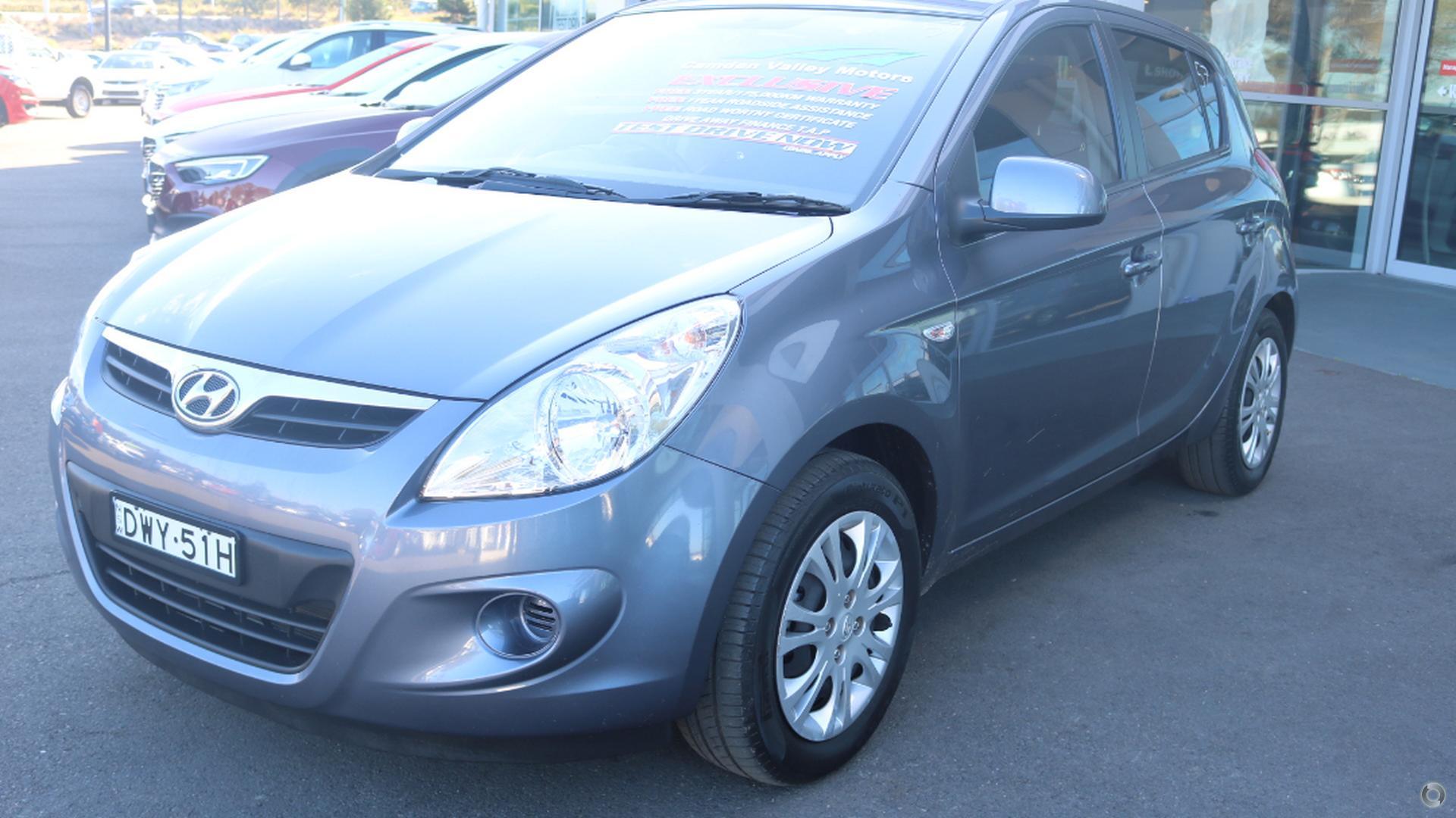 2011 Hyundai i20 Active PB