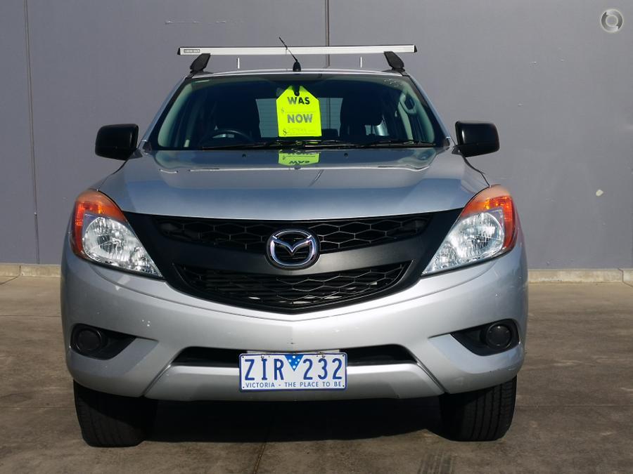 2012 Mazda BT-50 XT Hi-Rider UP