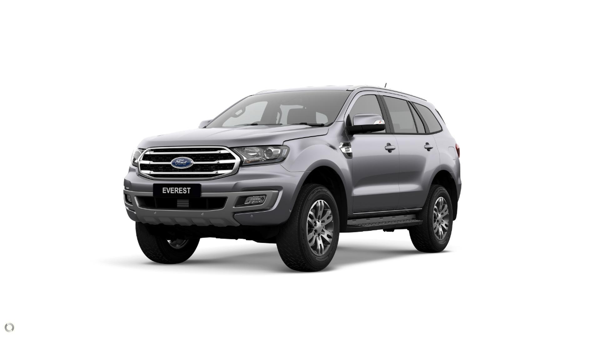 2018 Ford Everest Trend UA II
