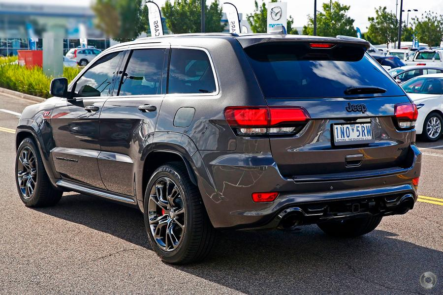 2015 Jeep Grand Cherokee SRT WK