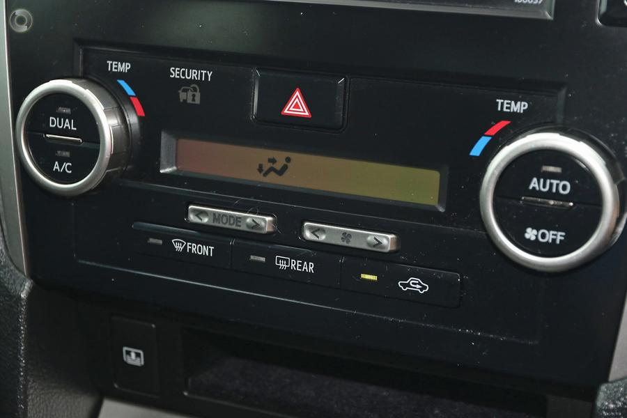 2014 Toyota Aurion Prodigy GSV50R