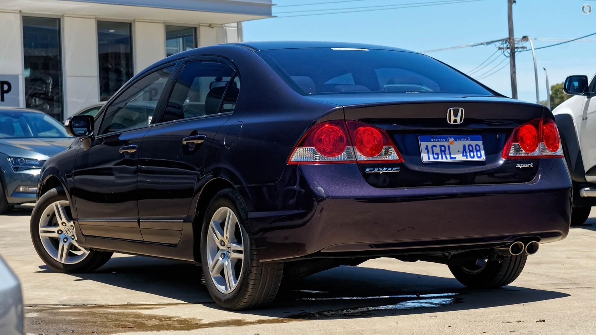 2006 Honda Civic Sport 8th Gen