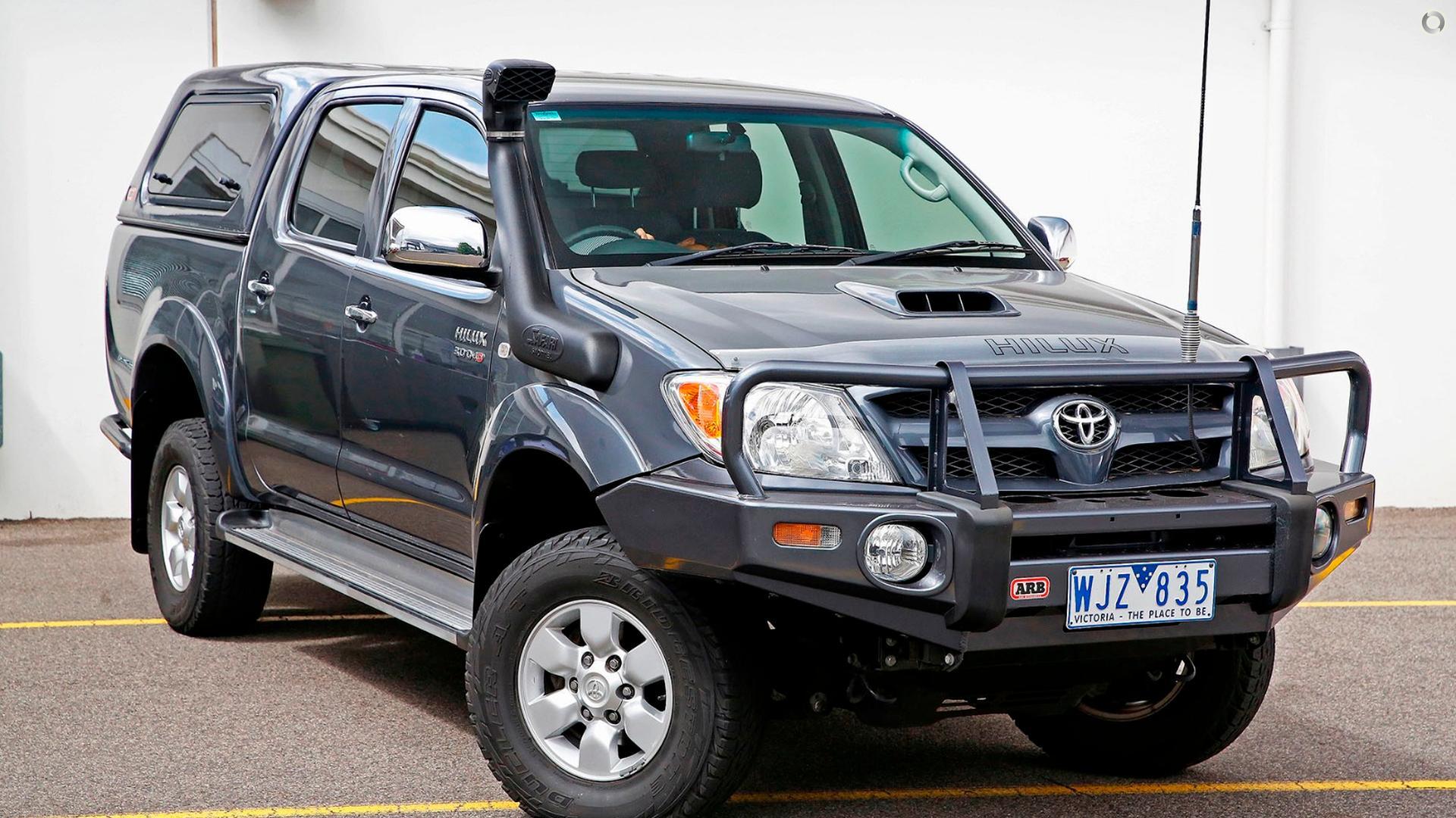 2008 Toyota Hilux SR5 KUN26R