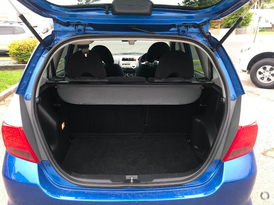 2009 Honda Jazz VTi GD