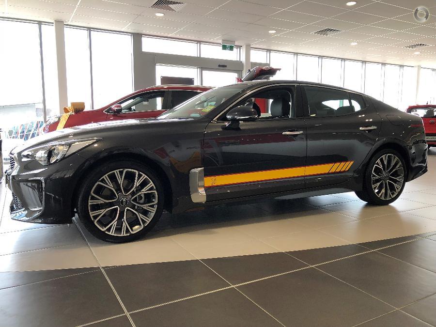 2017 Kia Stinger Rafa Signature Edition CK