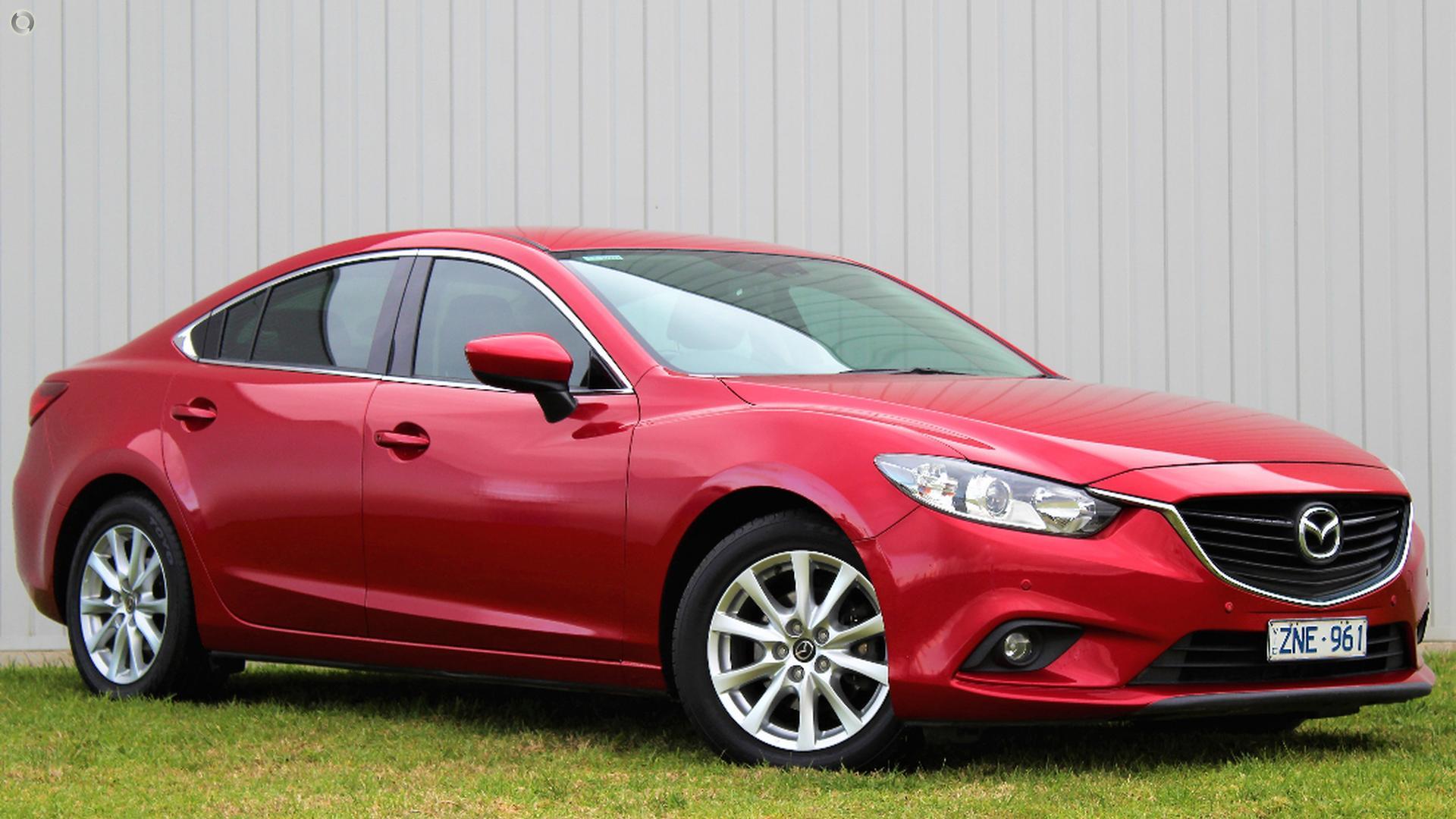 ... 2012 Mazda 6 Touring GJ ...