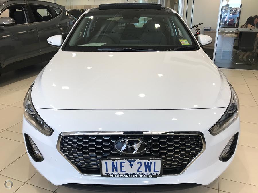 2018 Hyundai i30 Elite PD