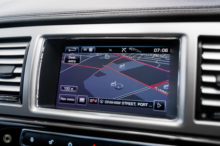 2012 Jaguar XF Luxury X250