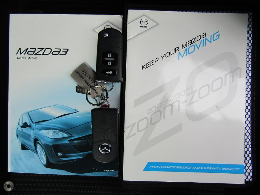 2013 Mazda 3 Neo BL Series 2