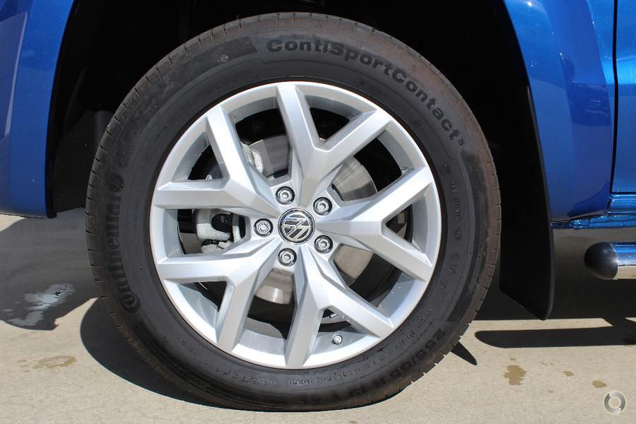 2017 Volkswagen Amarok TDI550 Ultimate 2H
