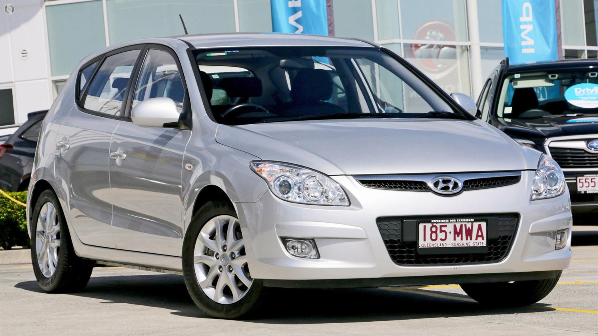 2010 Hyundai i30 SLX FD