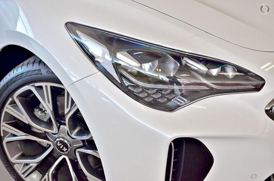 2018 Kia Stinger GT-Line CK