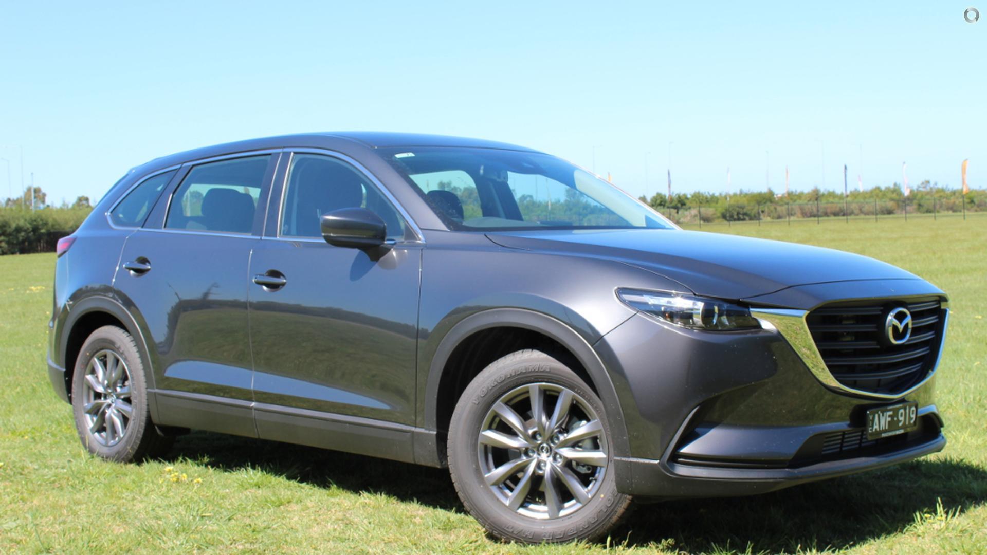 2018 Mazda CX-9 Sport TC