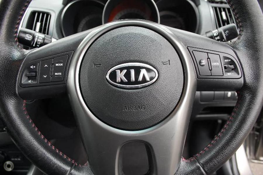 2009 Kia Cerato SLi TD