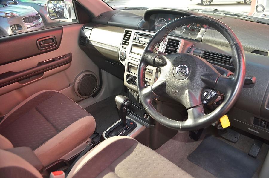 2007 Nissan X-Trail ST-S T30 II