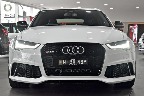 2017 Audi Rs6 Avant Audi Five Dock