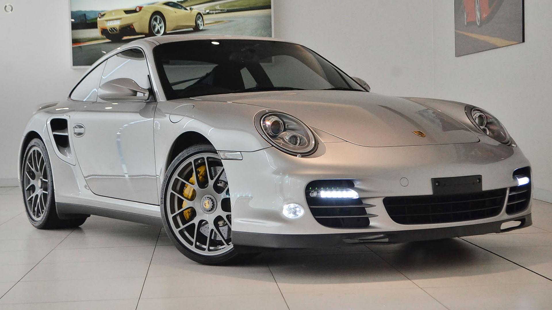 2010 Porsche 911 Turbo 997 Series II