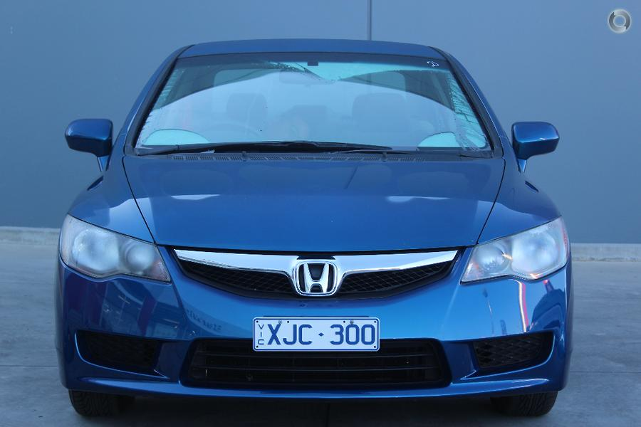 2009 Honda Civic VTi 8th Gen