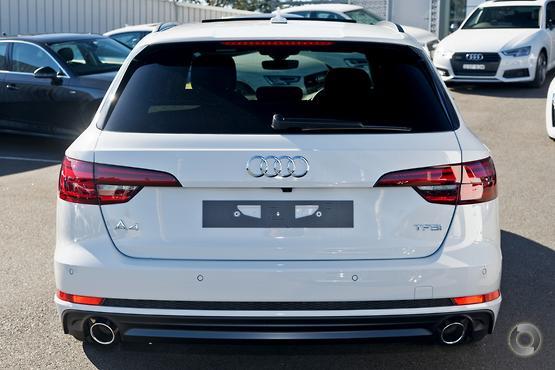 2018 Audi A4 Black Edition B9