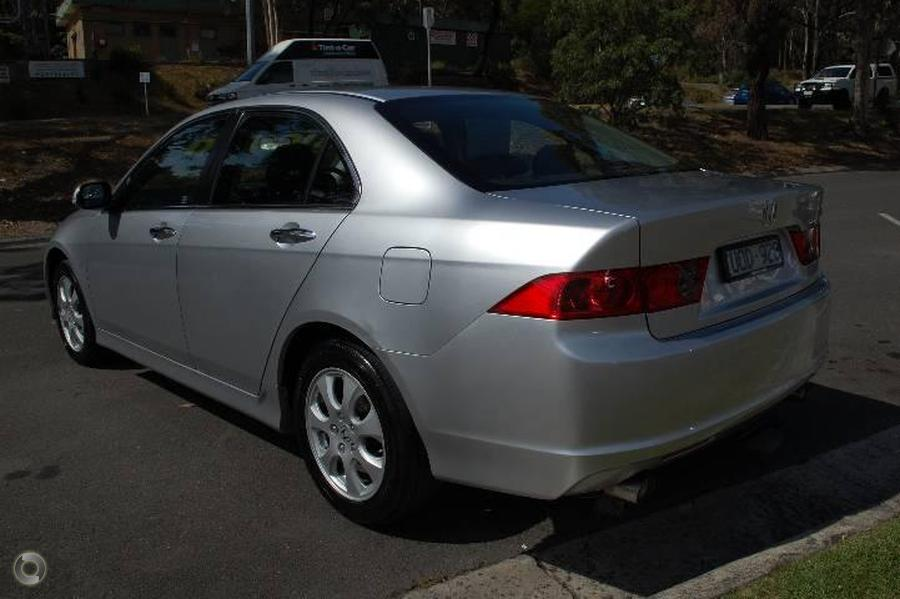 2007 Honda Accord Euro  7th Gen