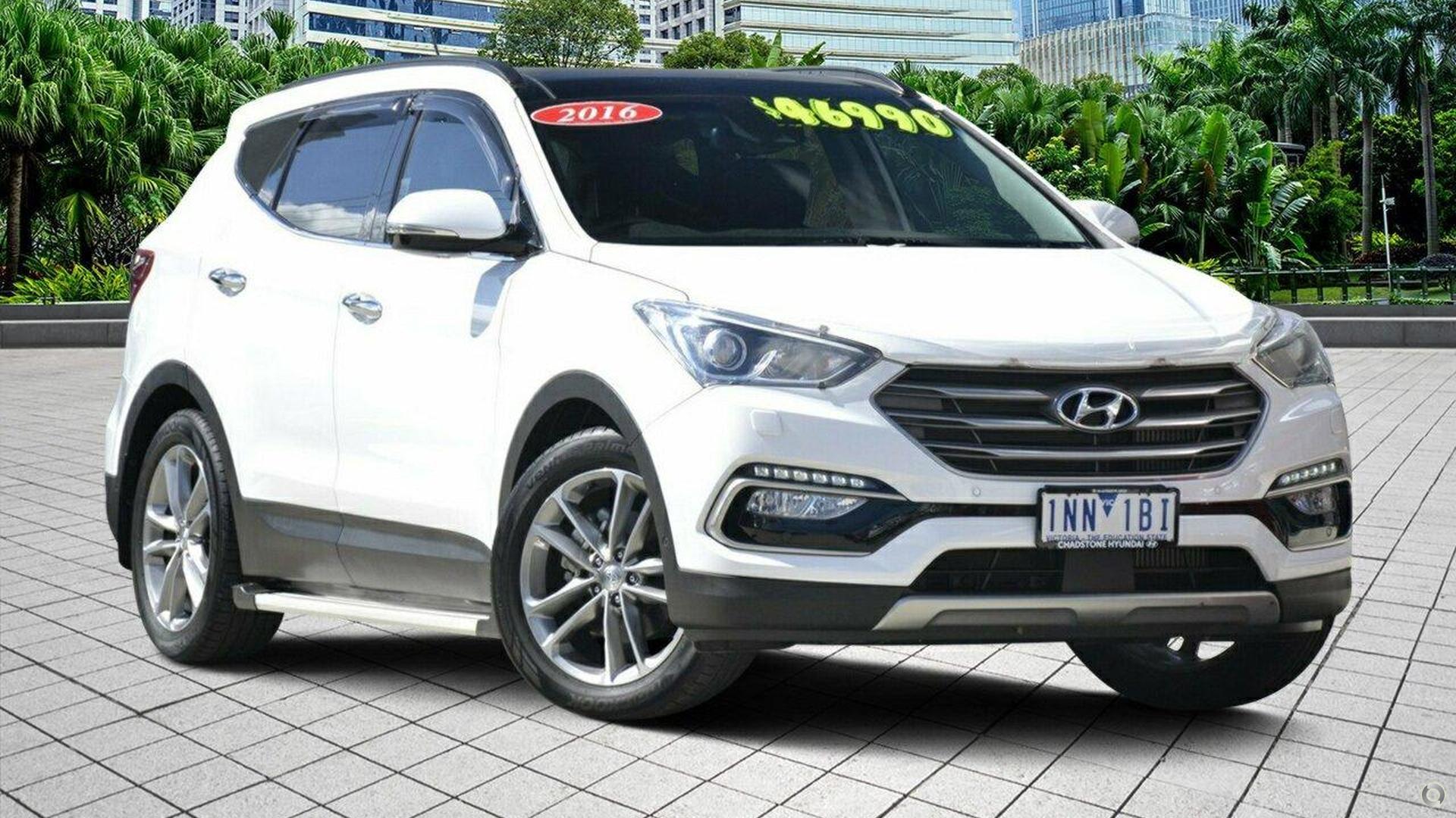 2016 Hyundai Santa Fe SR DM3 Series II