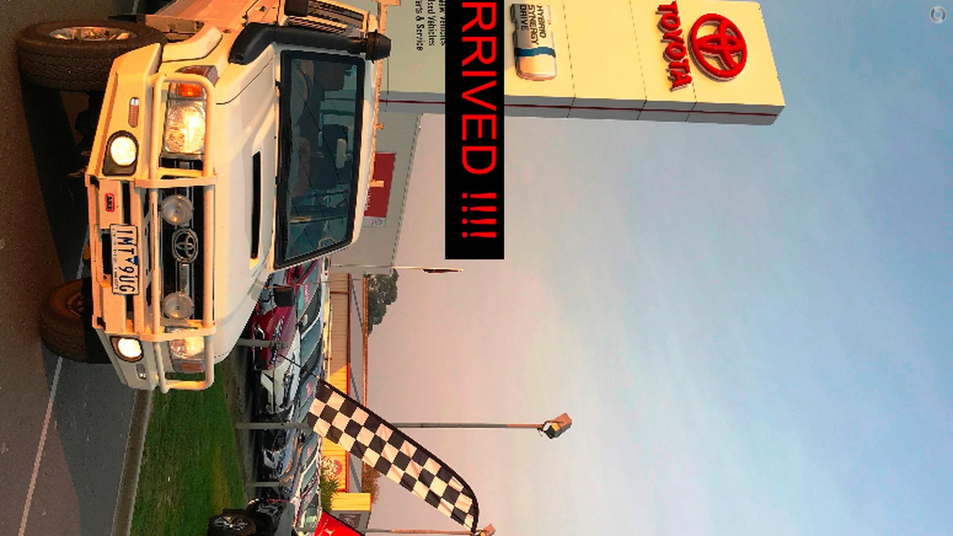 2014 Toyota Landcruiser Gxl Vdj79r Warragul Toyota