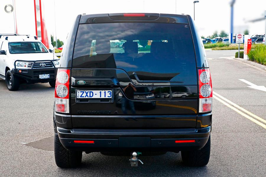 2013 Land Rover Discovery 4 SDV6 HSE Series 4