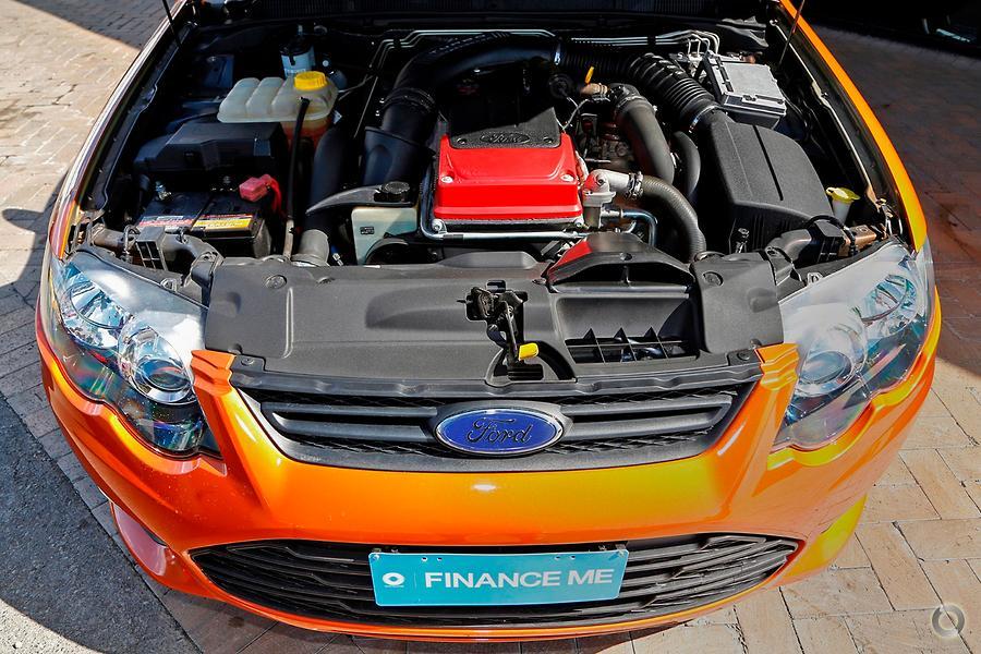 2011 Ford Falcon XR6 Turbo FG MkII